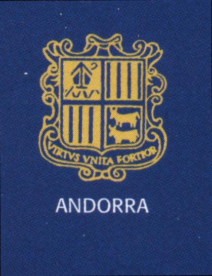 ANDORRA FRANCESE/SPAGNOLA