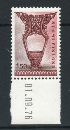 1976 - FINLANDIA - ARTE POPOLARE - NUOVO - LOTTO/28381