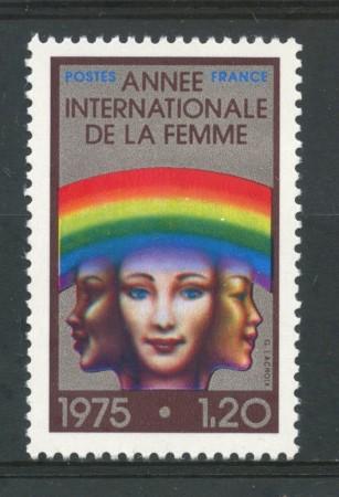 1975 - FRANCIA - 1,20 Fr. ANNO DELLA DONNA - NUOVO - LOTTO/30078