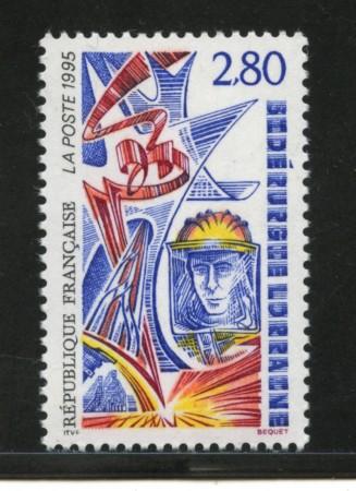 1995 - LOTTO/13937 - FRANCIA - INDUSTRIA SIDERURGICA - NUOVO
