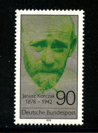 1978 - LOTTO/19004 - GERMANIA - J.KORCZAC - NUOVO