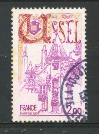 1976 - FRANCIA - TURISTICA USSEL - USATO - LOTTO/30085