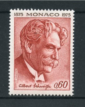 1975 - LOTTO/17377 - MONACO - A.SCHWEITZER - NUOVO