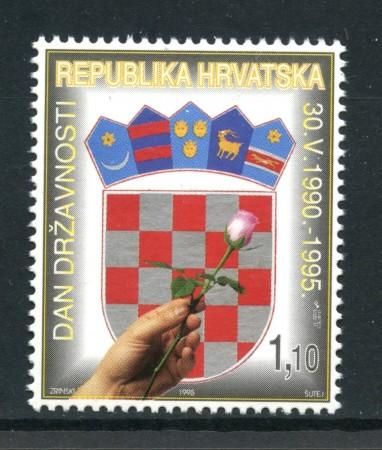 1995 - CROAZIA - CAMPIONATI DI PALLAVOLO - NUOVO - LOTTO/32651