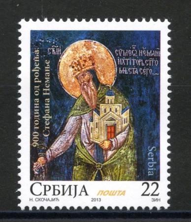 2013 - SERBIA REPUBBLICA - STEFANO NEMANJA - NUOVO - LOTTO/35240