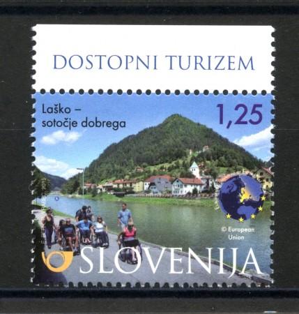 2015 - SLOVENIA - TURISMO  LASKO - NUOVO - LOTTO/34601