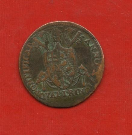 1816 - STATO PONTIFICIO - PIO VII - 1 QUATTRINO ZECCA DI BOLOGNA - LOTTO/M31682