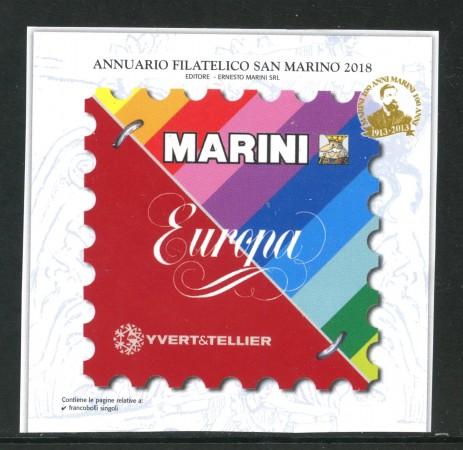 1995 - ITALIA REPUBBLICA - MARINI KING - FOGLI DI AGGIORNAMENTO - LOTTO/31618
