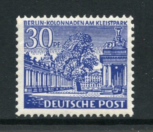 1949 - BERLINO - 30p. MONUMENTI - NUOVO - LOTTO/31947