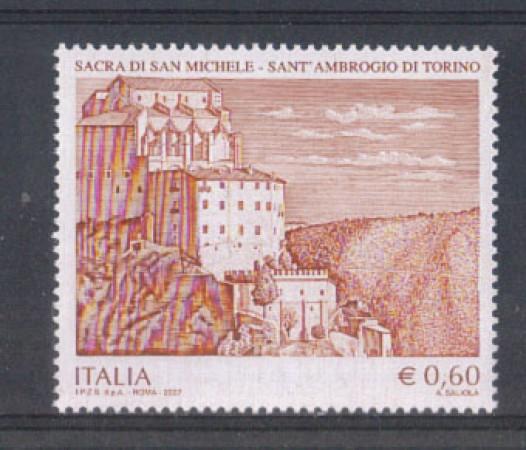 2007 - LOTTO/7649 - REPUBBLICA - ABBAZIA DI S. AMBROGIO
