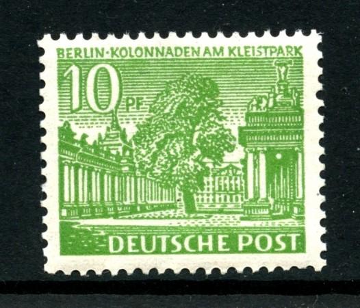 1949 - BERLINO - 10p. MONUMENTI - NUOVO - LOTTO/31944