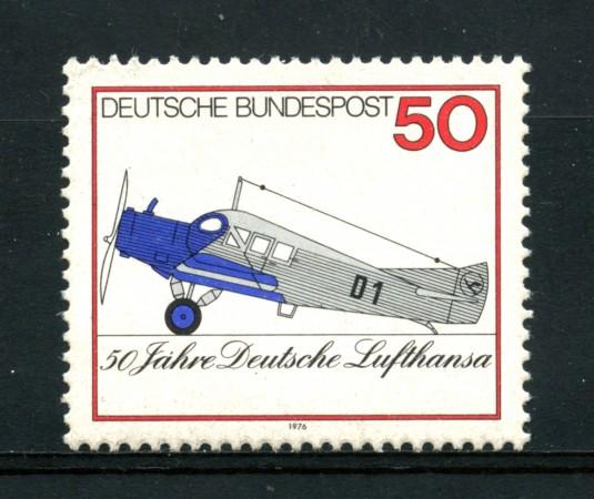 1976 - LOTTO/18971 - GERMANIA FEDERALE - CINQUANTENARIO LUFTHANSA - NUOVO