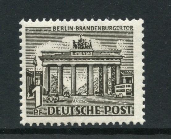 1949 - BERLINO - 1p. MONUMENTI - NUOVO - LOTTO/31942