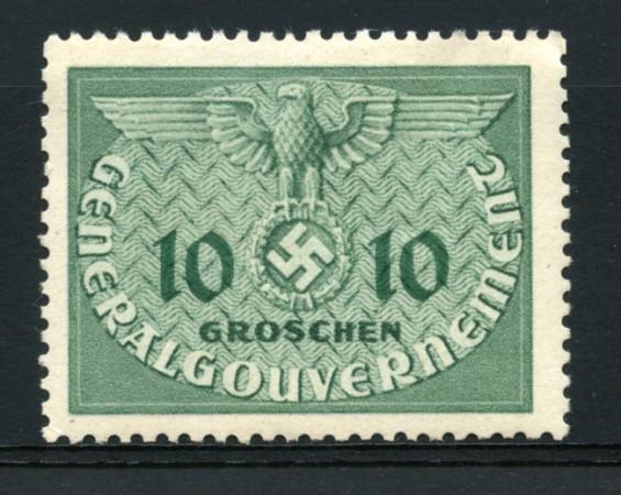 1940 - LOTTO/14056 - POLONIA OCCUPAZ. TEDESCA  1v. - NUOVO