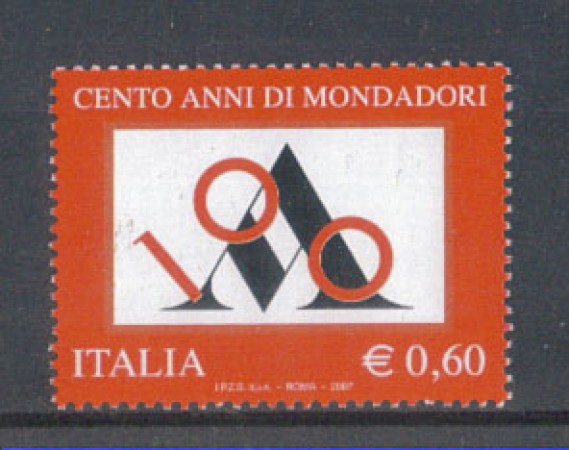 2007 - LOTTO/7657 - REPUBBLICA - MONDADORI