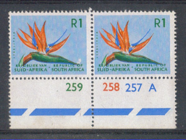 1964 - LBF/2793 - SUD AFRICA - 1R. STERLIZIA