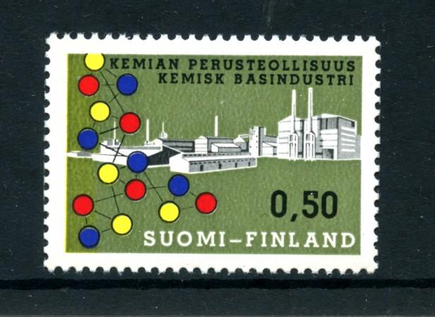 1970 - LOTTO/24198 - FINLANDIA - INDUSTRIA CHIMICA - NUOVO