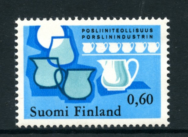 1973 - LOTTO/24209 - FINLANDIA - IDUSTRIA PORCELLANA - NUOVO