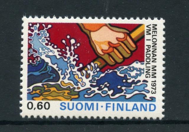 1973 - LOTTO/24205 - FINLANDIA - CAMPIONATI DI CANOA - NUOVO