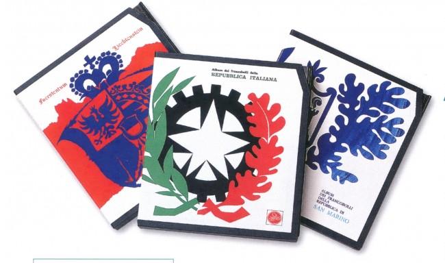1980 - ITALIA REPUBBLICA - BOLAFFI MILORD - FOGLI DI AGGIORNAMENTO - LOTTO/31555