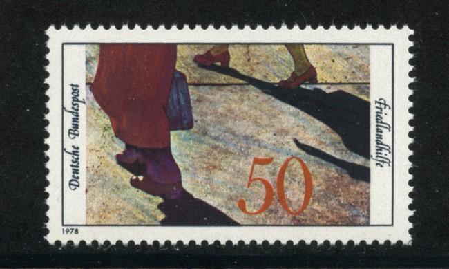 1978 - LOTTO/18998 - GERMANIA - ASSOCIAZIONE  FRIEDLANDHILFE - NUOVO