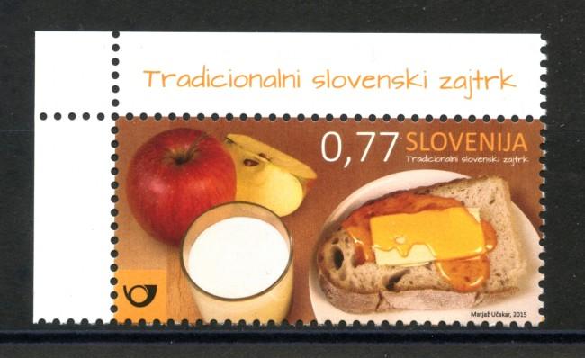 2015 - SLOVENIA - COLAZIONE SLOVENA - NUOVO - LOTTO/34613