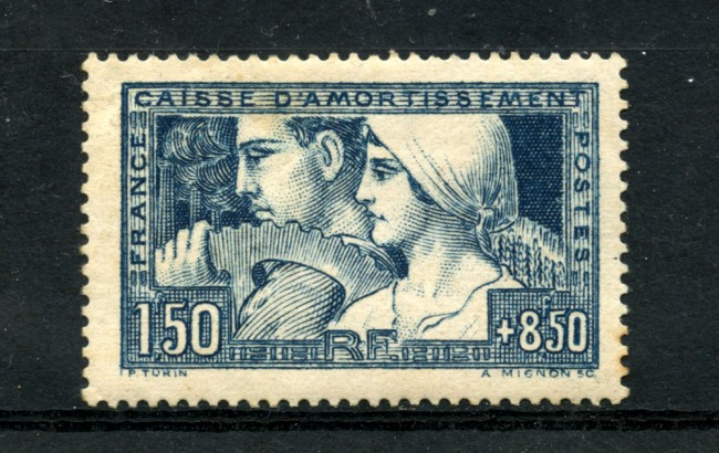 1928 - LOTTO/23155 - FRANCIA - PRO CASSA D'AMMORTAMENTO - LING.