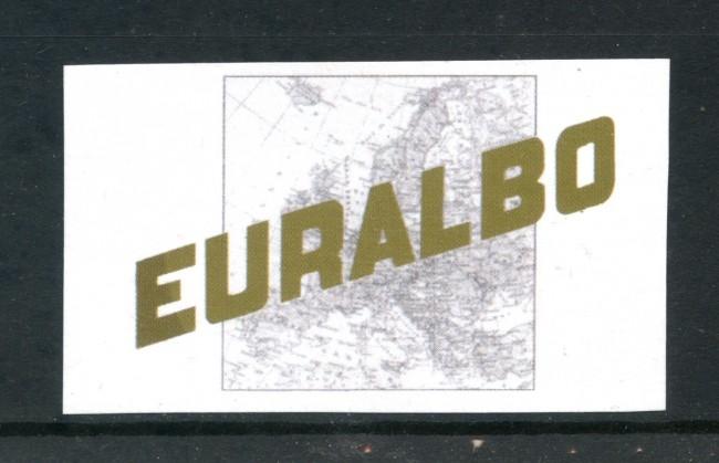1980 - ITALIA REPUBBLICA - EURALBO - FOGLI DI AGGIORNAMENTO - LOTTO/31554