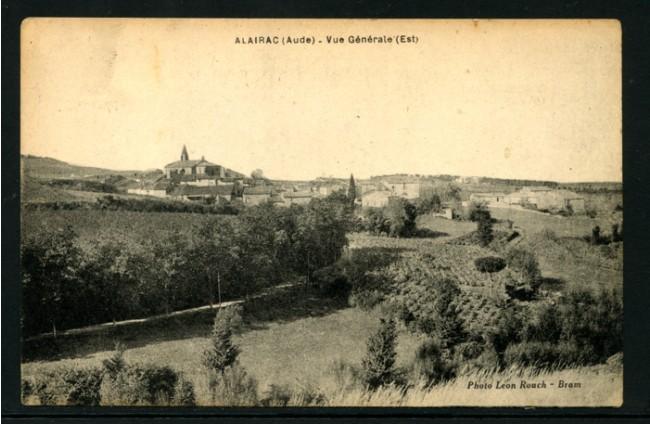 FRANCIA - LOTTO/14199 - CARTOLINA ILLUSTRATA ALAIRAC - NUOVA