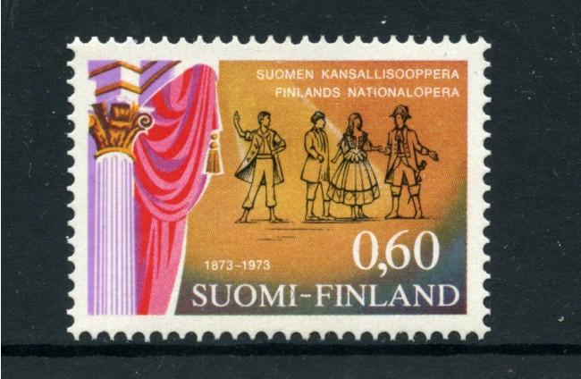 1973 - LOTTO/24208 - FINLANDIA - OPERA FINLANDESE - NUOVO