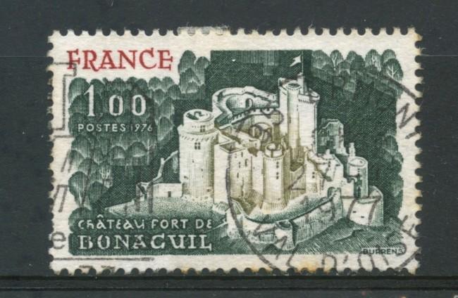 1976 - FRANCIA - TURISTICA BONAGUIL - USATO - LOTTO/30084