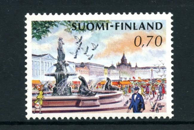 1973 - LOTTO/24201 - FINLANDIA - PIAZZA MERCATO - NUOVO