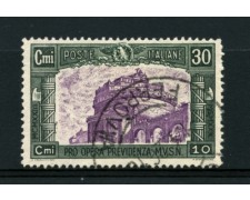 1930 - LOTTO/11638 - REGNO - 30+10c. PRO OPERA PREVIDENZA - USATO