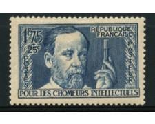 1938 - LOTTO/11785 - 1,75+25c. PASTEUR - LING.