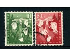 1952 - LOTTO/11840A - PRO OPERE GIOVANI 2v. - USATI
