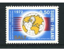1972 - LOTTO/12125 - FINLANDIA - CONFERENZA SALT - NUOVO