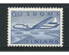 1970 - LOTTO/12132 - FINLANDIA - 57p. POSTA AEREA - NUOVO