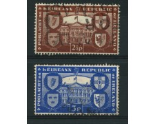 1949 - LOTTO/12158 - IRLANDA - PROCLAMAZIONE REPUBBLICA 2v. - USATI