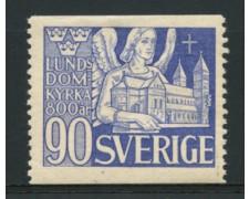 1946 - LOTTO/12166 - SVEZIA - 90ore CATTEDRALE DI LUND - LING.
