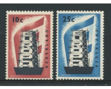1956 - LOTTO/12241 - OLANDA - EUROPA 2v. - NUOVI