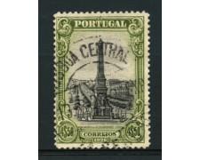 1926 - LOTTO/12256 - PORTOGALLO - 4,50 CENTENARIO INDIPENDENZA - USATO