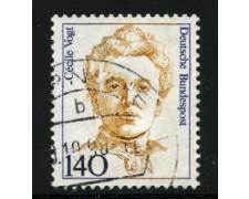 1989 - LOTTO/12483 - GERMANIA - 140p. DONNE CELEBRI - USATO