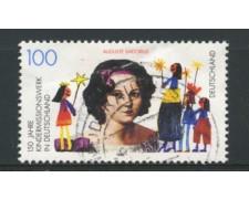 1996 - LOTTO/12494 - GERMANIA -  OPERA MISSIONARIA INFANZIA - USATO