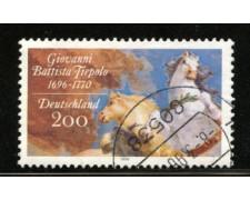 1996 - LOTTO/12531 - GERMANIA - 200p. G.B.TIEPOLO - USATO