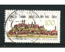 1996 - LOTTO/12535 - GERMANIA - 100p. CITTA' DI FREISING - USATO