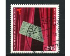 1996 - LOTTO/12536 - GERMANIA - 200p. ASSOCIAZIONE TEATRALE - USATO