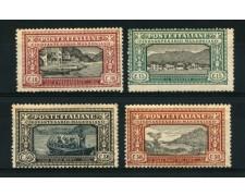 1923 - LOTTO/12755 - REGNO - 10/15/30/50c. MANZONI - LING.