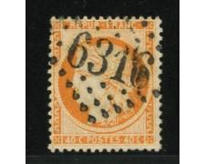 1870 - LOTTO/12901 - FRANCIA - 40c. CERERE - USATO