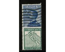 1924 - LOTTO/12952 - REGNO - 25c. REINACH - USATO
