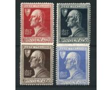 1927 - LOTTO/13041 - REGNO - ALESSANDRO VOLTA 4v. - NUOVI